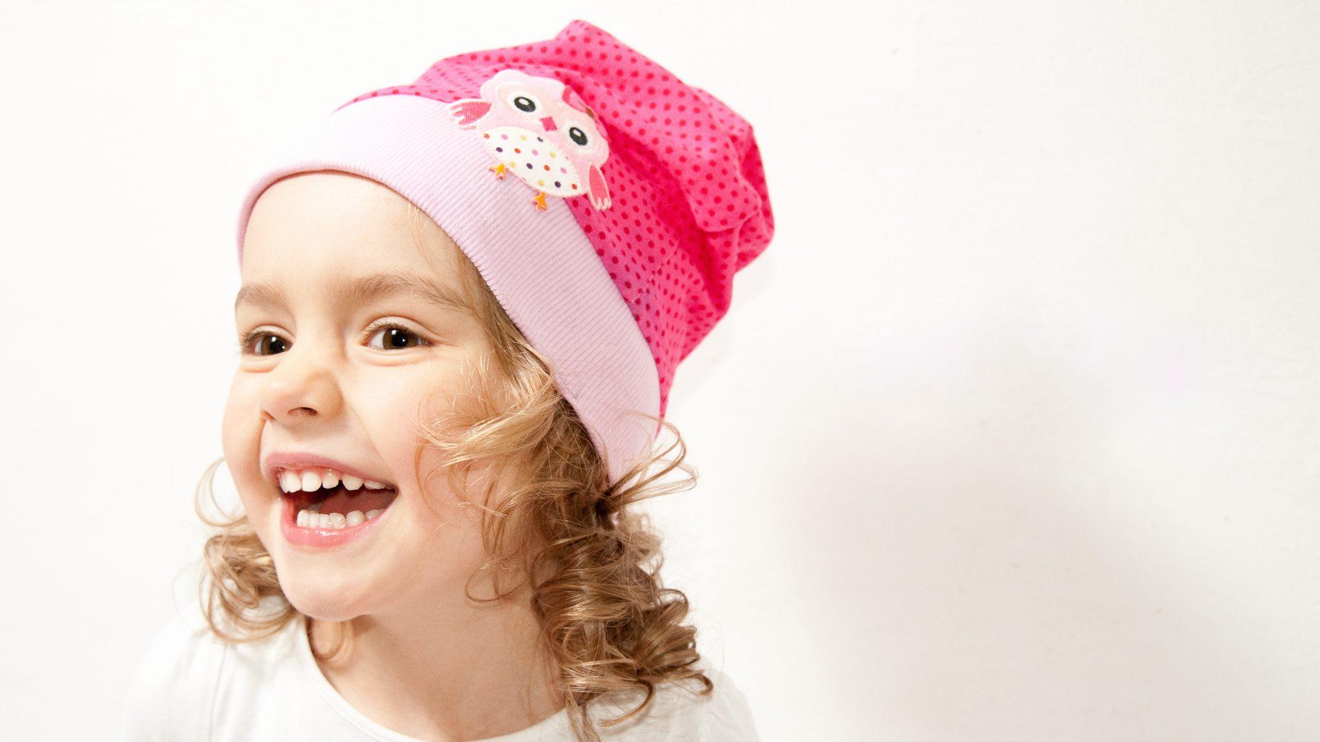 Ein Kinderlachen ist das größte Geschenk.